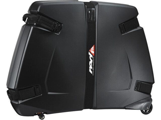 Red Cycling Products Bike Box II Bolsa de transporte, black
